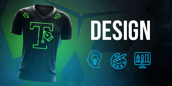 Gamer Clinic - Designs de maillots esport gratuits